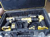 DEWALT Combination Tool Set MIXED COMBO SET